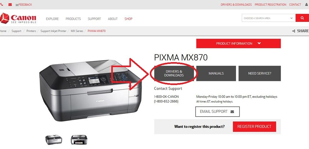 Canon Mx870 Scan To Pdf