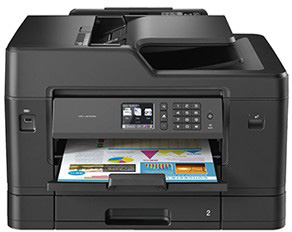 Brother Printer Only Printing in Black and White | Printer