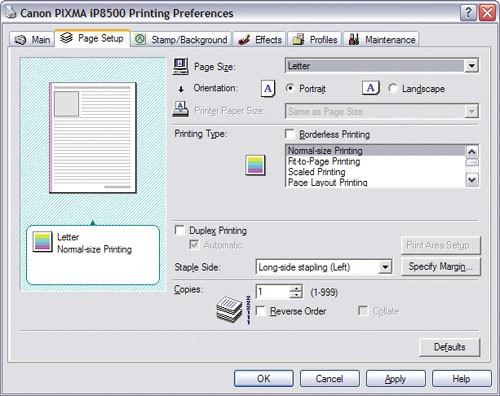 Canon Printer Support Forum