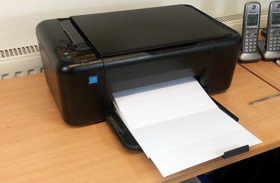 why is my hp printer printing blank pages printer technical support