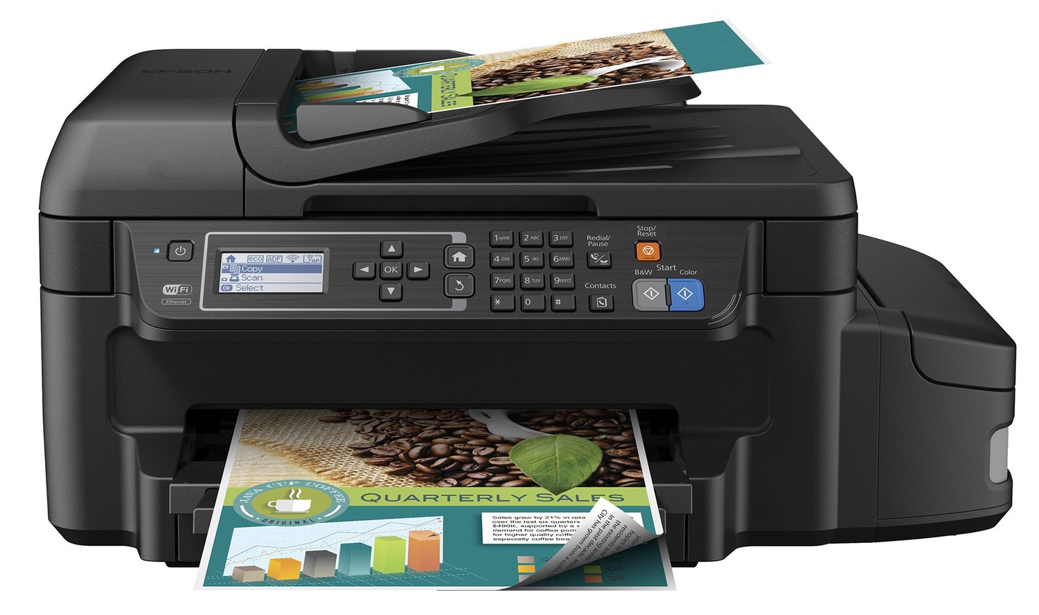 How to do Double Sided Scanning on Epson Printer | Printer