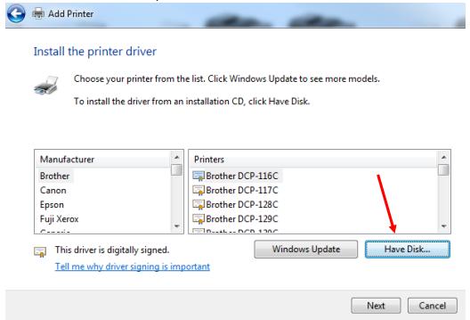 How to Install a Ricoh Printer Driver on a Windows | Printer