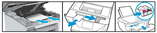 How to Fix HP Printer Paper Jam Problem | Printer Technical Support