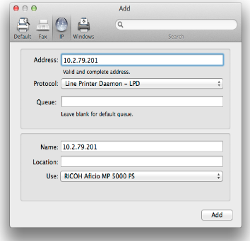 How to Connect Ricoh Printer to MAC | Printer Technical Support