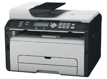 Install Ricoh Printer Driver on Windows 10