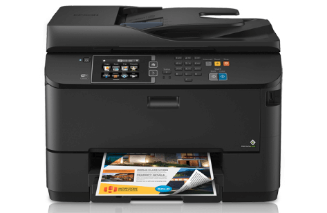 How to Fix Epson WF-4630 Wireless Printer Not Printing