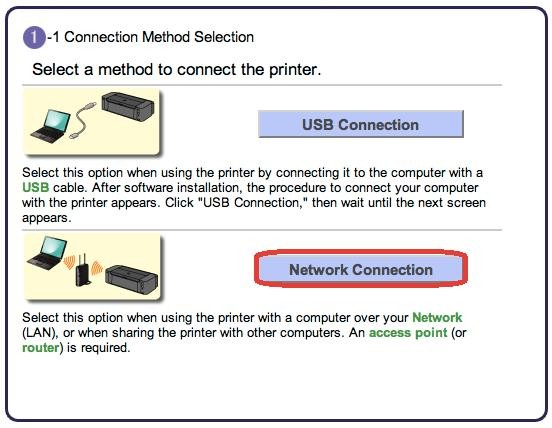 Standard usb Connection Method