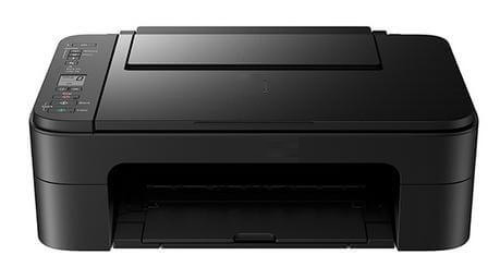 Connect Canon TS3100 Printer to WiFi