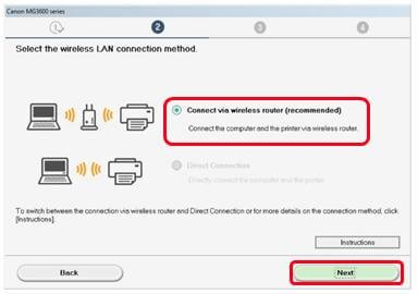 How to Connect Canon MG3650 Printer to WiFi | Printer