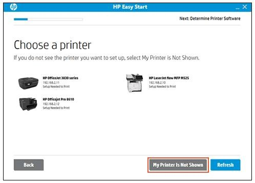Connect HP Deskjet 2622 to WiFi