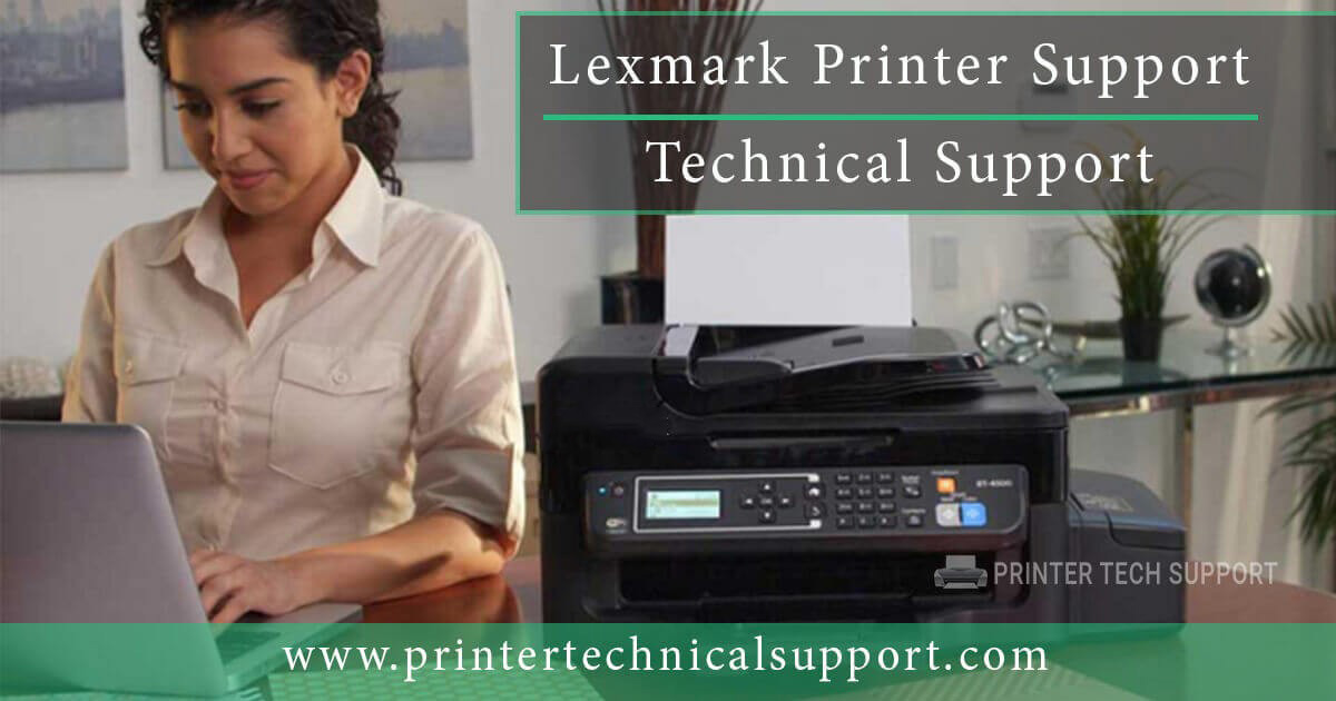 How to Fix Lexmark E260dn Error Lights | Printer Technical Support