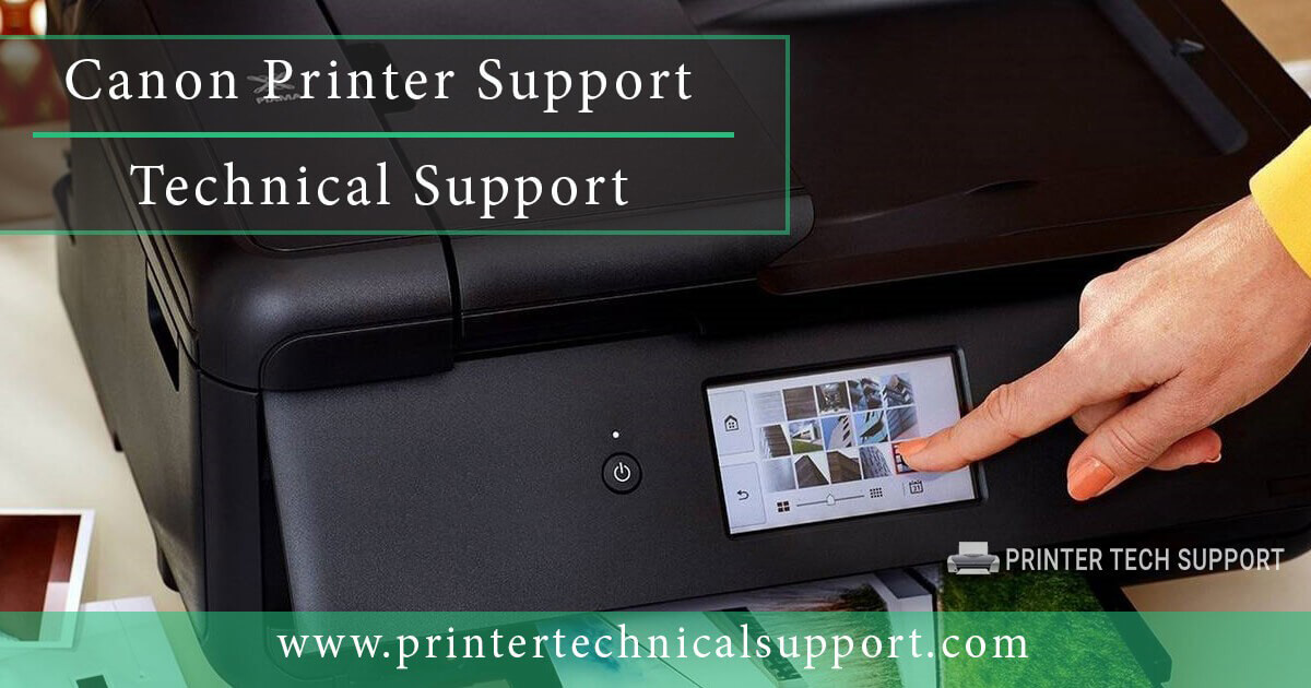 How to Fix Canon Printer Printing Blank Pages | Printer Technical
