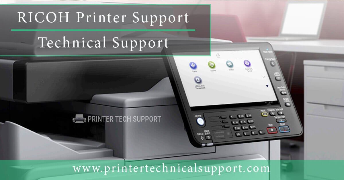 How to Fix Error Code SC899 on Ricoh Printer | Printer